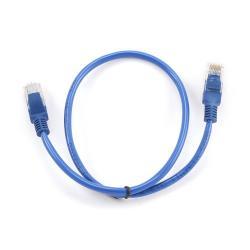 Kabel-LAN-RG45-0.5m.-Blue