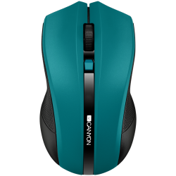 CANYON-MW-5-2.4GHz-wireless-Optical-Mouse-with-4-buttons-DPI-800-1200-1600-Green-122*69*40mm-0.067kg