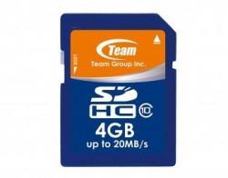 Karta-pamet-TEAM-SDHC-4GB-Class-10