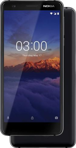 NOKIA-3.1-DS-BLACK