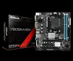 ASROCK-760GM-HDV-AMD-AM3+-AM3-2xDDR3-HDMI-DVI-D-SUB-1xPCIe-x16-mATX