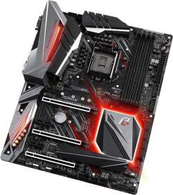 ASROCK-Main-Board-Desktop-Z390-S1151-4xDDR4-3xPCIe-x16-3xPCI-Ex1-ATX-retail