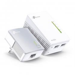 Powerline-TP-Link-TL-WPA4220-Kit-Wi-Fi-300Mbps