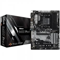 ASROCK-B450-PRO4-AM4-B450-4xDDR4-HDMI-DP-D-Sub-2-PCIe-3.0-x16-ATX