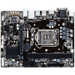GIGABYTE-GA-H110M-S2H-HDMI-DVI-VGA-2xD4