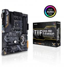 ASUS-TUF-B450-PRO-GAMING-socket-AM4-4xDDR4-Aura-Sync