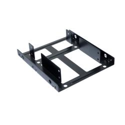 Makki-Adapter-SSD-HDD-bracket-2.5-to-3.5-for-2-drives-MAKKI-HDB-25352