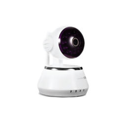 CANYON-HD-IP-Camera-Indoor-surveillance-HD-camera-with-wide-angle-rotation-white