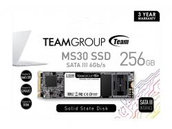 Solid-State-Drive-SSD-Team-Group-MS30-M.2-2280-256GB-SATA-III-