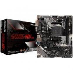 ASROCK-Main-Board-Desktop-AM4-B450-SAM4-2xDDR4-1xPCI-3.0x16-1xPCI-Ex1-