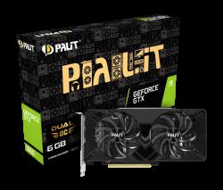 PALIT-GTX1660-DUAL-OC-6GB-D6