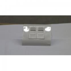 Rozetka-dvojna-za-vgrazhdane-45x45-nezaredena-prazna-bez-kijstoni-bqla