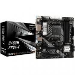 ASROCK-Main-Board-Desktop-AM4-B450-SAM4-4xDDR4-1xPCI-E-3.0x16-mATX-Retail