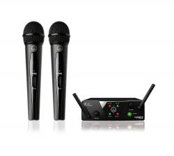 Sistema-s-2-bezzhichni-mikrofona-AKG-WMS40-Mini-Dual-Vocal-Set