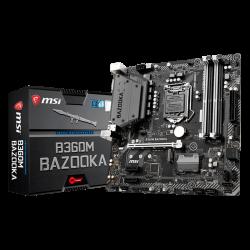 MSI-Main-Board-Desktop-H360-S1151-DDR4-USB3.1-USB2.0-SATA-III-M.2-mATX-Retail
