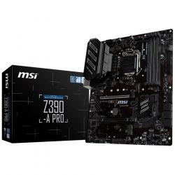 MSI-Main-Board-Desktop-Z390-A-PRO-LGA1151-4DDR4-2PCI-Ex16-4PCI-Ex1-1M.2
