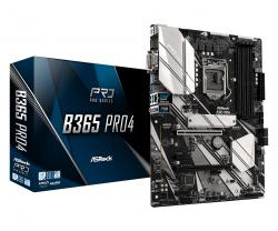 ASROCK-B365-PRO4-Socket-1151-300-Series-4-x-DDR4