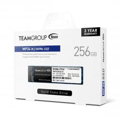 Solid-State-Drive-SSD-Team-Group-MP34-M.2-2280-256GB-PCI-e-3.0-x4-NVMe