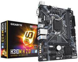 GIGABYTE-H310M-H-2.0-Socket-1151-300-Series-2-x-DDR4