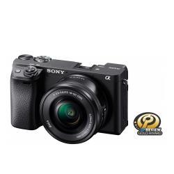 Sony-Exmor-APS-C-HD-ILCE-6400L-black-16-50mm-Power-Zoom-Lens
