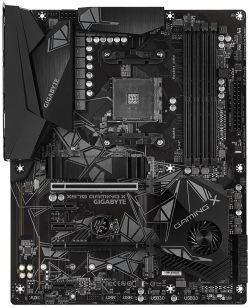 GIGABYTE-X570-GAMING-X-Socket-AM4-RGB-Rusion-PCIe-4.0