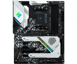 ASROCK-X570-Steel-Legend-socket-AM4-RGB-Polychrome-PCIE-4.0