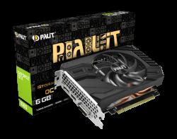 PALIT-GTX1660-STORMX-OC-6GB