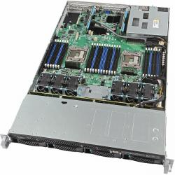 Intel-Server-System-R1304SPOSHBNR-Rack-1U-E3-1200v5-4xDDR4-4x3.5-HDD-