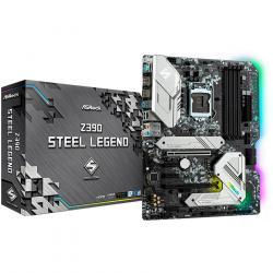 ASROCK-Main-Board-Desktop-Z390-S1151-4xDDR4-2xPCIe-x16-3xPCI-Ex1-ATX-retail