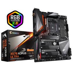 GIGABYTE-X570-AORUS-ULTRA-WI-FI-6-Socket-AM4-RGB-Fusion-PCIe-4.0