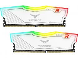 2x8GB-DDR4-3200-Team-Group-T-Force-Delta-RGB-White-KIT
