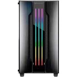 COUGAR-Gemini-M-Iron-gray-Mini-ITX-Micro-ATX-Case-RGB-Control-Button