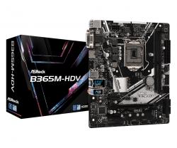 ASROCK-B365M-HDV-Socket-1151-300-Series-2-x-DDR4