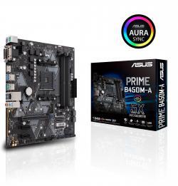 ASUS-Prime-B450M-A-socket-AM4-4xDDR4-Aura-Sync