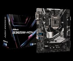 ASROCK-B365M-HDV