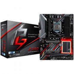 ASROCK-Main-Board-Desktop-Z390-S1151v2-4xDDR4-2xPCIe-x16-4xPCI-Ex1-