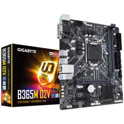 GIGABYTE-B365M-D2V-Socket-1151-300-Series-2-x-DDR4