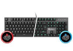 Genesis-Mechanical-Gaming-Keyboard-Thor-300-White-Backlight-Outemu-Red-US