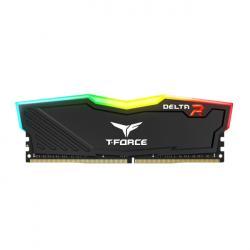 8GB-DDR4-2666-Team-Delta-R-Black