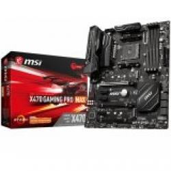 MSI-Main-Board-Desktop-AM4-X470-SAM4-4xDDR4-3xPCI-3.0x16-3xPCI-Ex1-ATX
