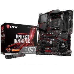 MSI-Main-Board-Desktop-X570-SAM4-4xDDR4-1xPCI-Ex16-1xPCI-Ex4-ATX-Retail