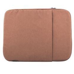Notebook-Sleeve-12-14-Logic-Plush-14-Brown