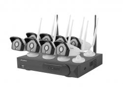 Lanberg-surveillance-kit-NVR-WIFI-8-channels-8-cameras-1.3MP-with-accessories
