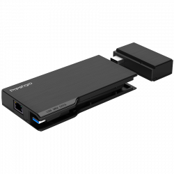 PRESTIGIO-Dock-Station-Pro-USB-3.0-type-A-with-HDMI-VGA-outputs-up-to-2K-Black