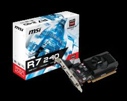 MSI-R7-240-2GD3-64B-LP