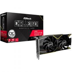 ASROCK-AMD-Radeon-RX-5500-XT-Challenger-D-4GB-OC-GDDR6-128bit-1xHDMI-3xDP-Retail