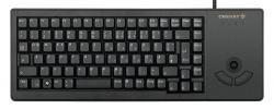 Industrialna-zhichna-klaviatura-CHERRY-G84-5400-XS-s-Trackball-USB-Cherna