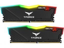 2X8GB-DDR4-2666-Team-Group-T-Force-Delta-RGB-Black-KIT