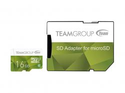 Team-Group-Color-microSDHC-16GB-UHS-I-Class-10-SD-Adapter
