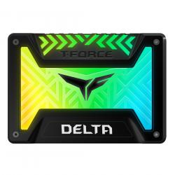 Solid-State-Drive-SSD-Team-Group-T-Force-Delta-RGB-250GB-Black